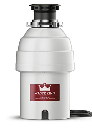 Waste King Legend Series 1 HP Continuous Feed...
