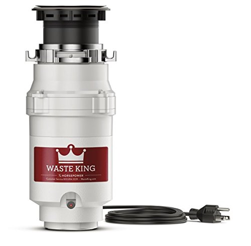 Waste King L-111 Garbage Disposal with Power...
