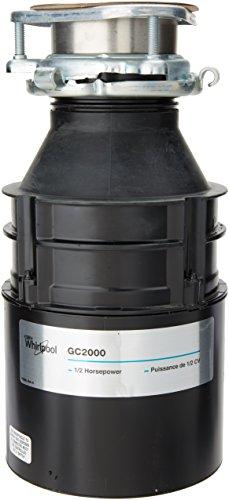 Whirlpool GC2000PE 1/2 hp in Sink Disposer...