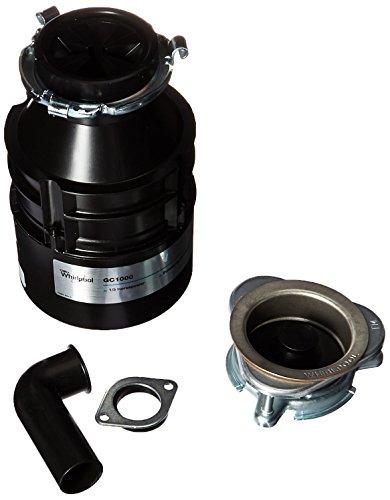 Whirlpool GC1000PE 1/3 hp in Sink Disposer,...