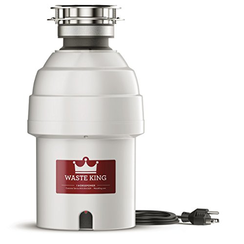 Waste King 9980 Garbage Disposal with Power...