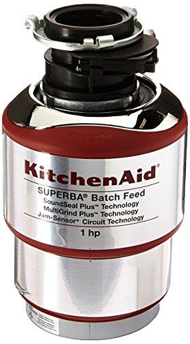KitchenAid KBDS100T 1 hp Batch Feed Food...