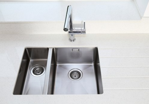 kitchen disposal sink
