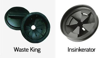 Inskinkerator vs Wasteking