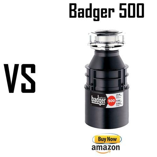 badger 500