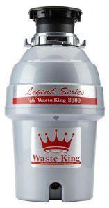 Waste King L-8000 1.0 HP