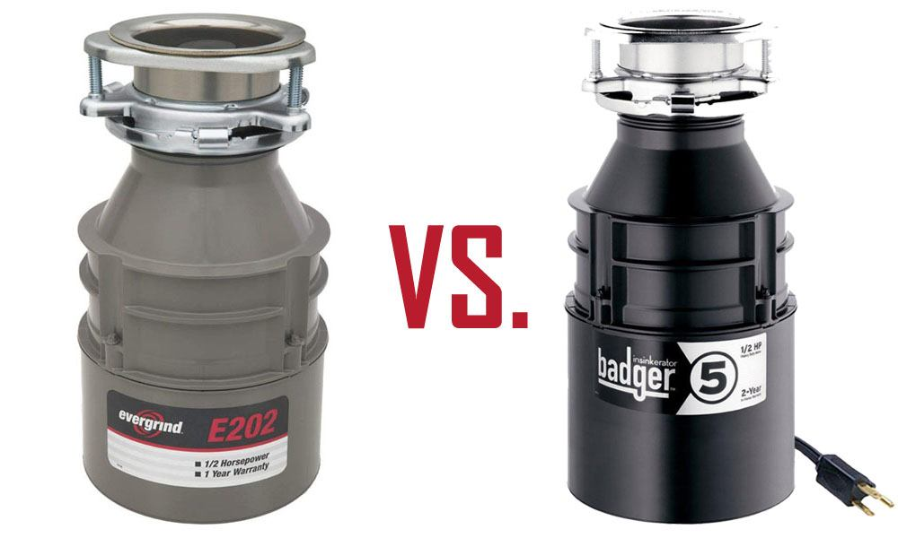 Emerson E202 vs Badger 5