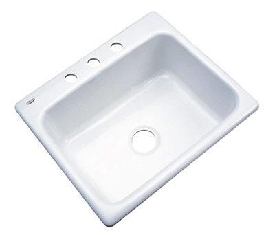 Acrylic Kitchen Sink