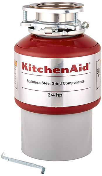 KitchenAid 3/4 hp Garbage Disposal