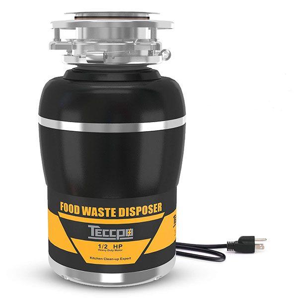 TECCPO ½ Horsepower Garbage Disposal