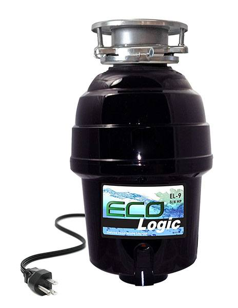 Eco Logic EL-9-3B 9 Garbage Disposal